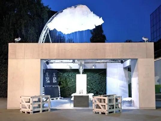 rainhouse la maison intelligente qui transforme l eau de pluie en eau potable journal des. Black Bedroom Furniture Sets. Home Design Ideas