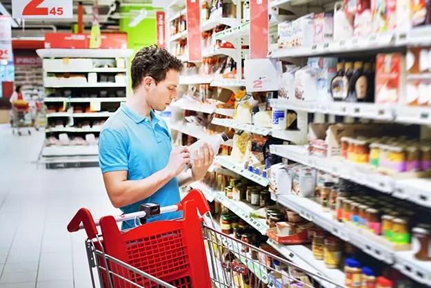 supermarchés-consommation