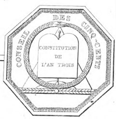 Masonic Emblems on Coins and Medallions during the French