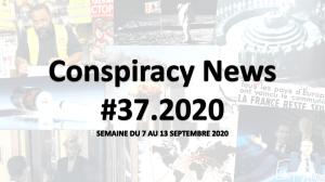 Conspiracy News #37.2020