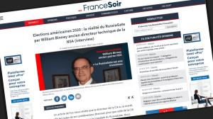 « Russiagate » : « France Soir » confirme sa dérive complotiste