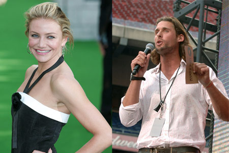Cameron Diaz David De Rothschild