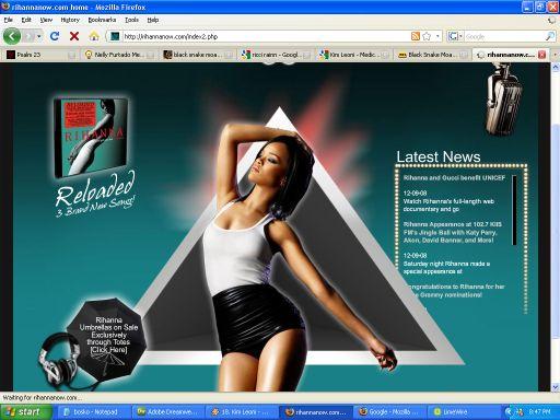 Rihanna Reloaded