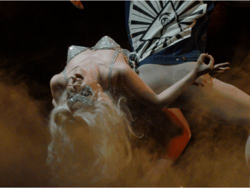 Lady Gaga Illuminati