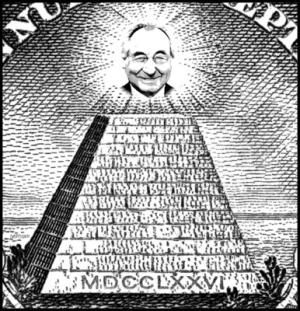 Bernie Madoff Pyramid Scheme