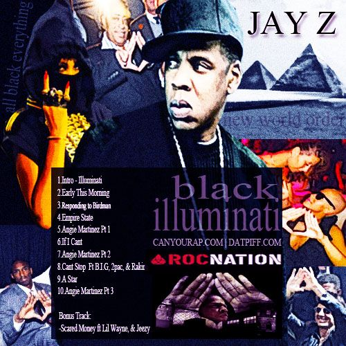 Jay Z: Black Illuminati Mixtape