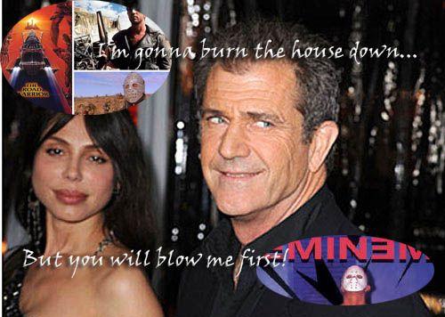 Mel Gibson Oksana Truth