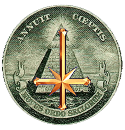 Scientology Illuminati Seal