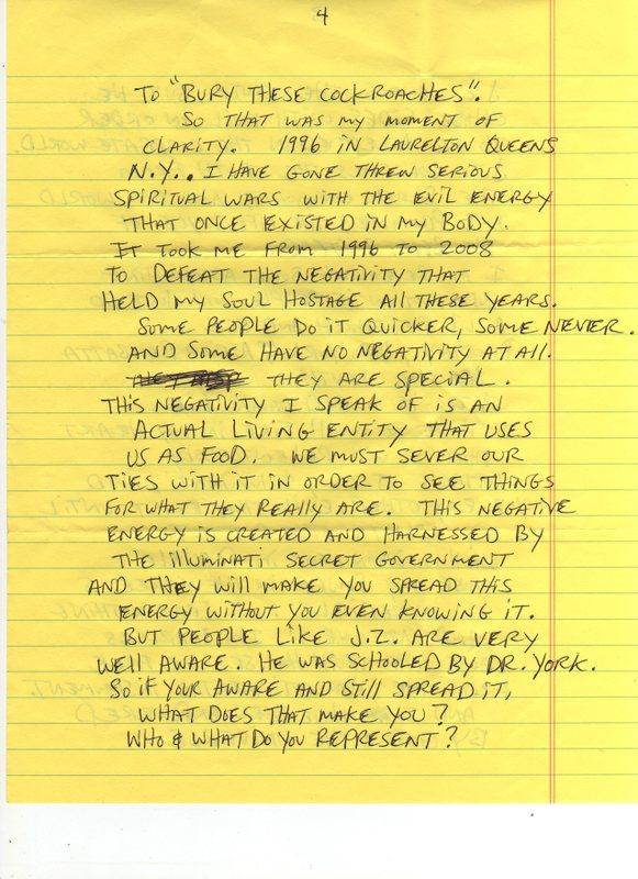 Prodigy Letter