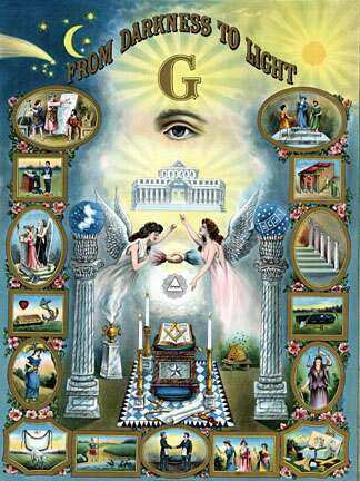 Darkness to Light Freemasonry