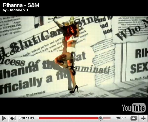 Rihanna Illuminati Princess