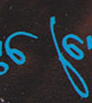 Annie Lennox 666