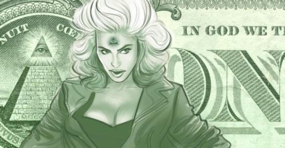 Madonna Illuminati