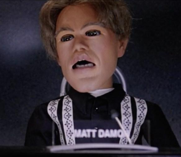 Matt Damon Speaks Out