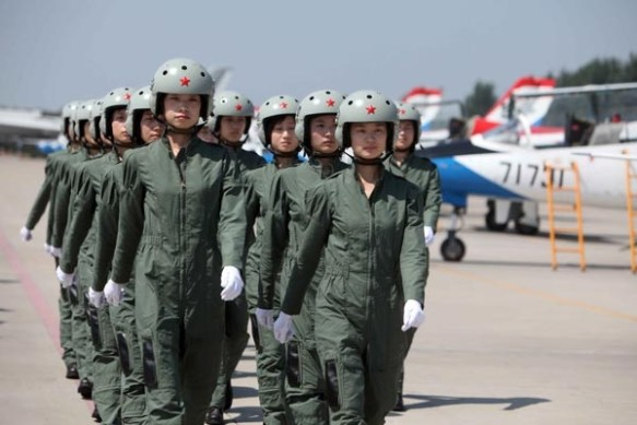 China Women's Air Force