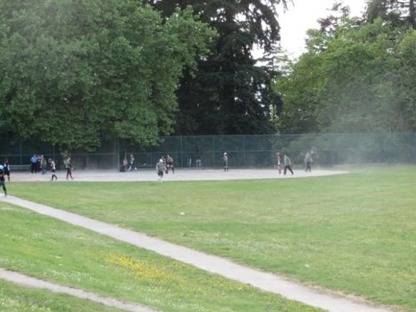 Clark Park Basesball