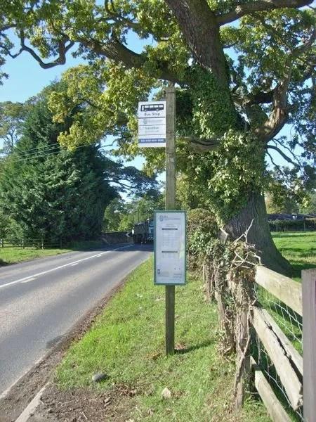Redundant Bus Stop - 2008