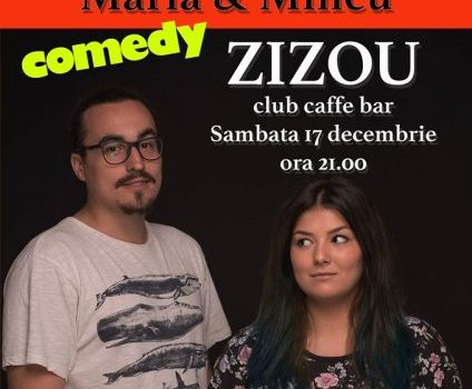 Stand Up Comedy@Zizou Club Caffe Navodari