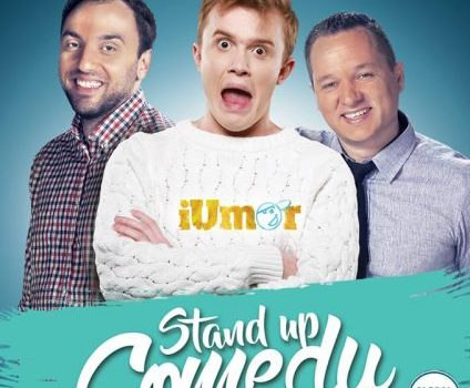 Stand-up Comedy@Club Phoenix Constanta