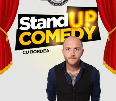 Stand up comedy cu Bordea@Racing Pub Constanta