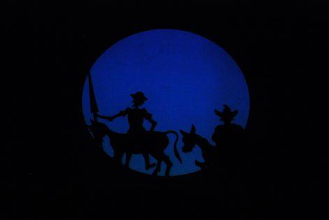 Don Quijote la T.N.O.B. Oleg Danovski Constanta