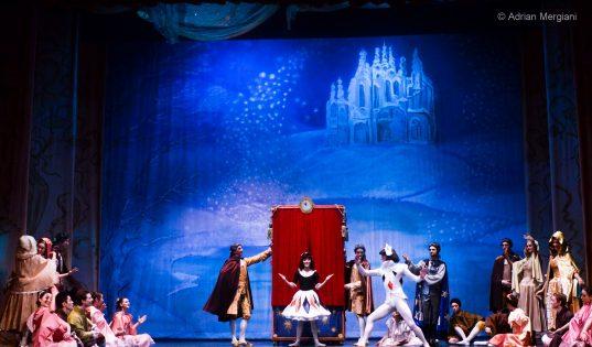Spargatorul de nuci de P.I. Ceaikovski la Teatrul National de Opera si Balet Oleg Danovski