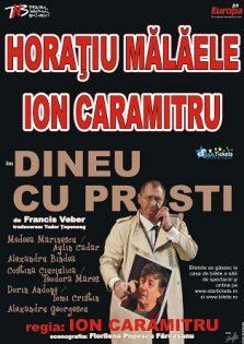 Teatru Dineu cu Prosti la Casa de Cultura Constanta