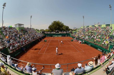 Fed Cup: Romania - Marea Britanie la Tenis Club IDU