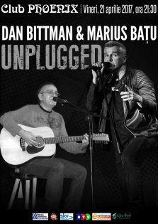 Concert Unplugged Dan Bittman si Marius Batu la Club Phoenix Constanta