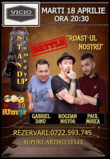 Stand Up Comedy! I Umor Part 2 la Vicio Cafe Constanta