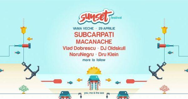 Sunset Festival in Vama Veche