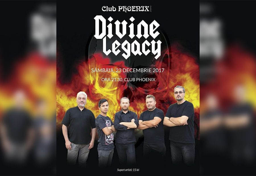Divine Legacy