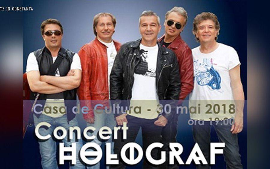 concert holograf constanta