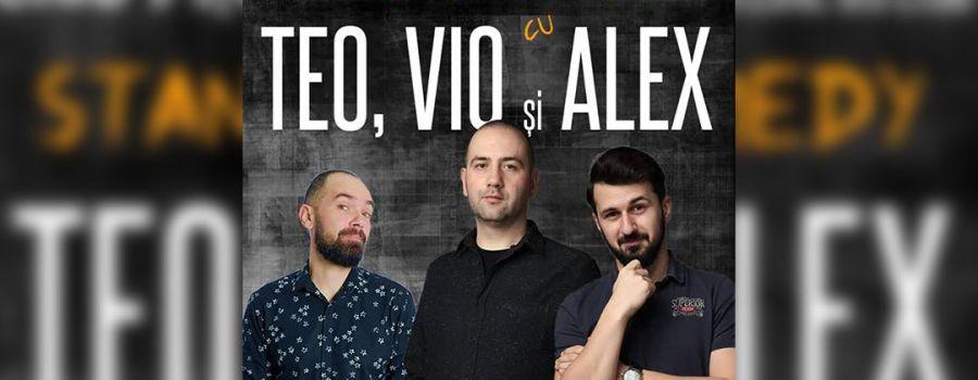 stand-up comedy teo vio si alex