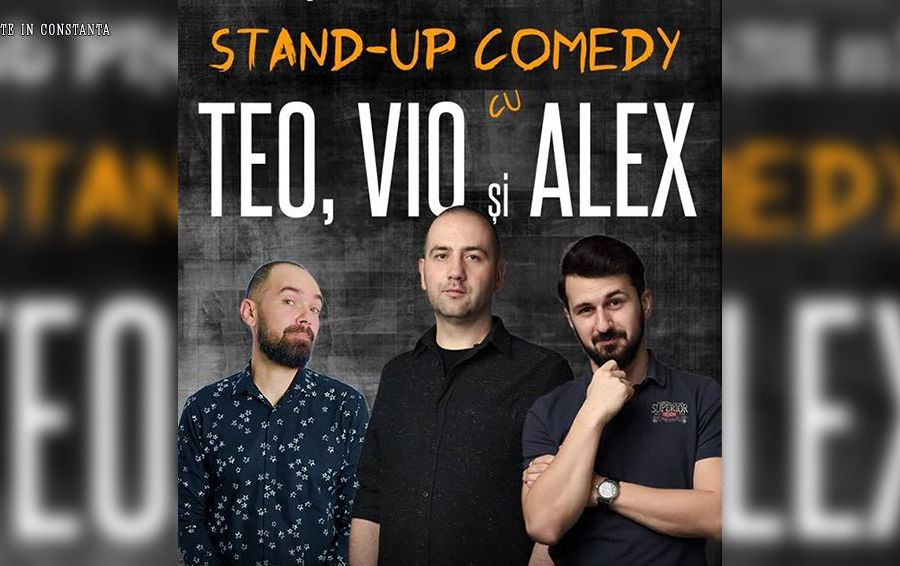 stand-up comedy teo vio si alex
