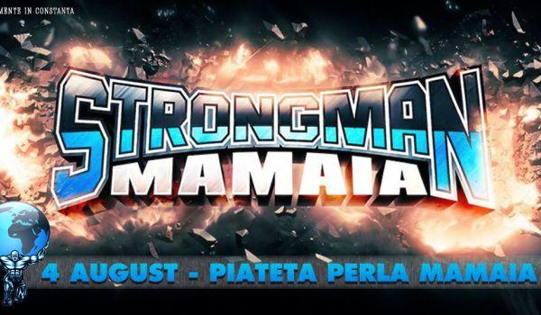STRONGMAN MAMAIA 2018