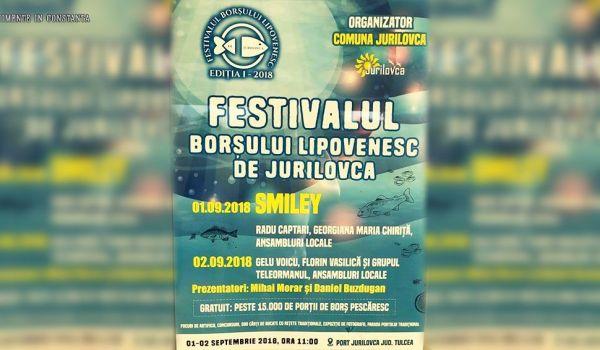 festivalul borsului lipovenesc