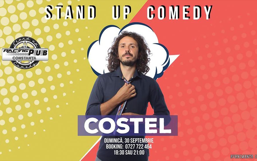 Stand Up Comedy Costel