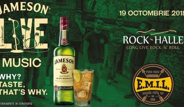 Jameson Live Music & EMIL