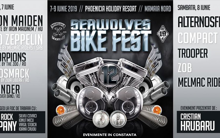 Seawolves Bike Fest 2019