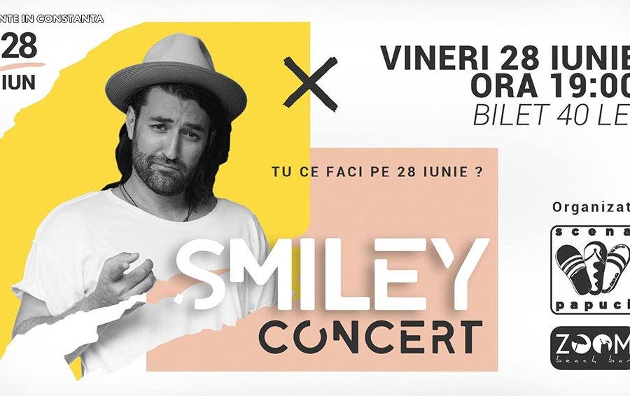 concert smiley constanta plaja