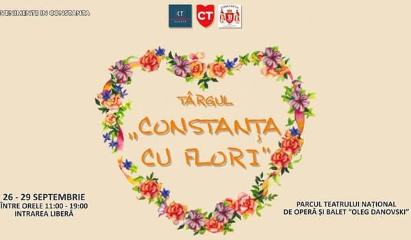 """Târgul """"Constanța cu flori"""""""
