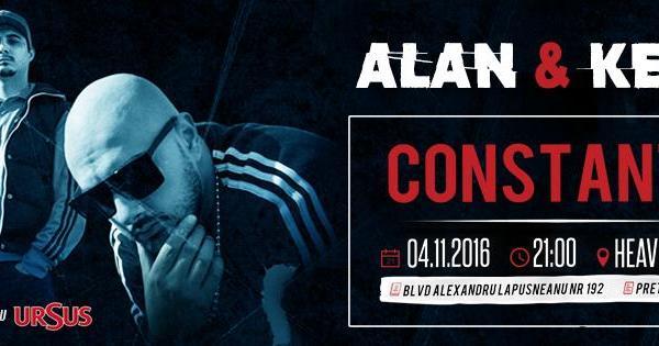 Concert ALAN & KEPA // Heavens Hell Club Constanta