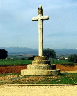 The Cruceiro de Santo Toribio outside Astorga