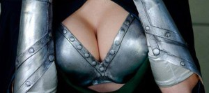 Boobs....er, Armor Detail - Click to Enlarge