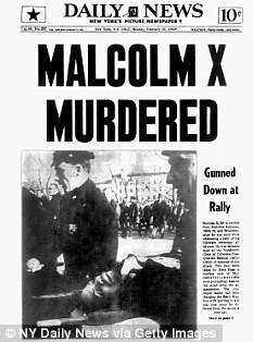 article 2018225 0D24583B00000578 191 233x314 Malcolm X: Evidence of State Execution