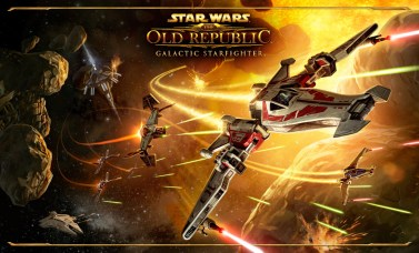 Galactic Starfighter Splash Art