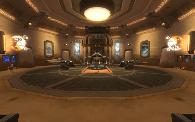 SWTOR Tatooine Stronghold