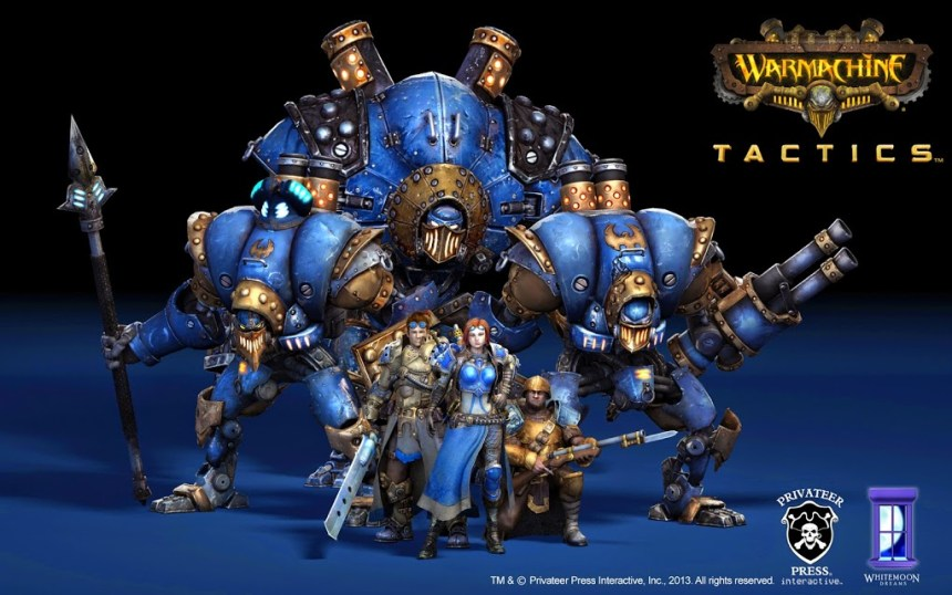 Warmachine Tactics 2015