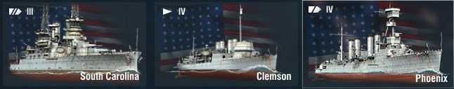 what each ship does in world of warships